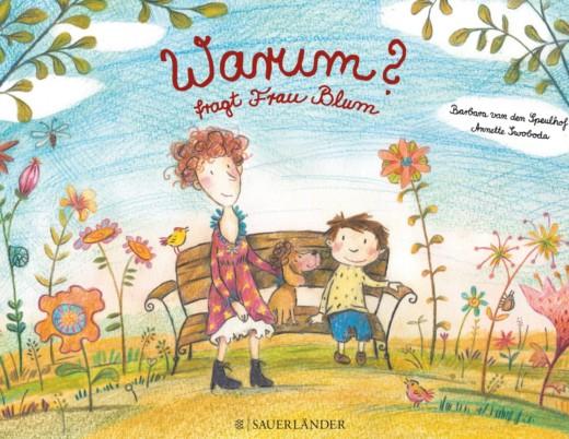 Warum fragt Frau Blum