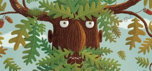 Bäume Bilderbuch Socha