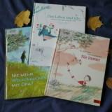 Drei Bilderbücher - Mit Kindern über Tod sprechen
