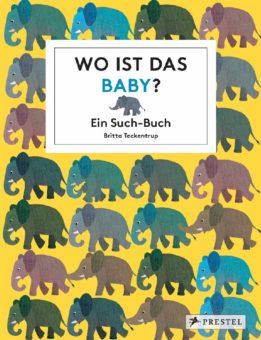 Wo ist das Baby Bilderbuch