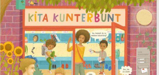 Komm, wir zeigen dir unsere Kita - Das Buchcover